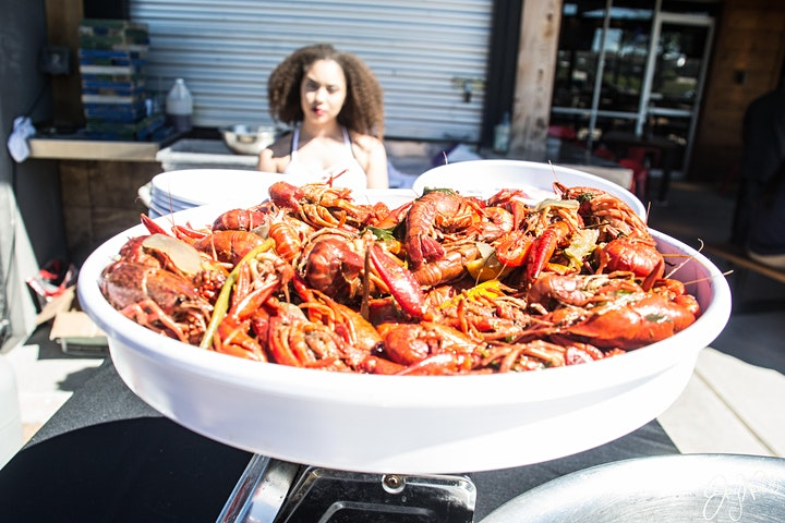 3rd Annual Crawfish Kickback (Crawfish Boil & Day Party) image