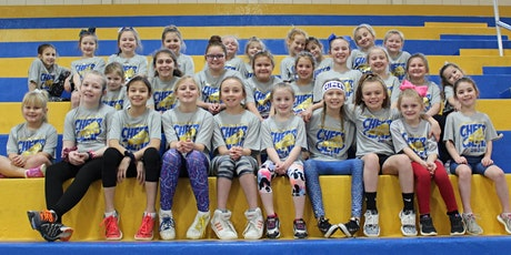 CLERMONT NORTHEASTERN YOUTH CHEERLEADING CAMP tickets
