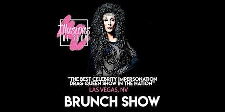 Illusions The Drag Brunch Las Vegas - Drag Queen Brunch Show Las Vesgas tickets