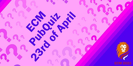 European Capitals Pubquiz tickets