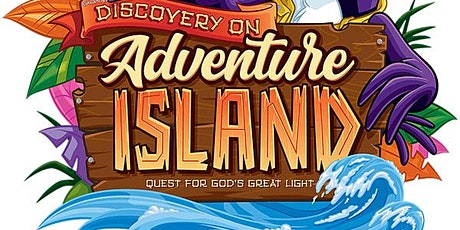 Vacation Bible School: Discovery on Adventure Island tickets