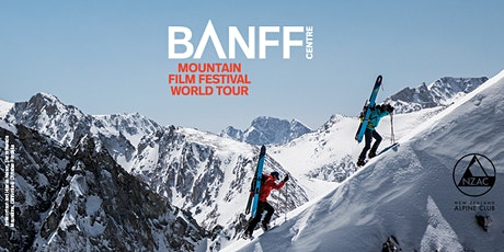 Banff Mountain Film Festival World Tour - NEW PLYMOUTH 2021 tickets