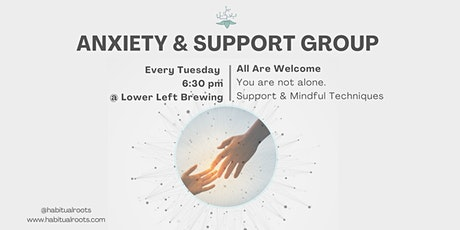 CLT Mindful Mingle - Anxiety & Stress Support tickets
