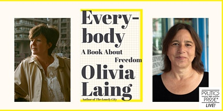 P&P Live! Olivia Laing | EVERYBODY with Sarah Schulman tickets