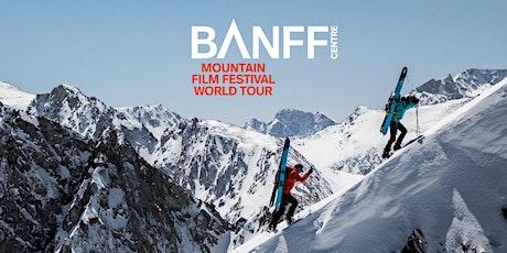Banff Mountain Film Festival World Tour - Napier tickets