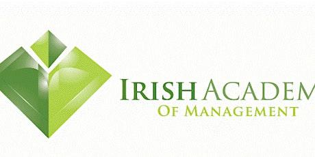 Irish Academy of Management Writers Development Workshop tickets