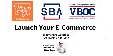 Launch Your E-Commerce tickets