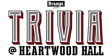 Trivia by Ross presented by Rrampt tickets