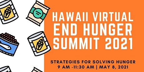 Hawaii Virtual End Hunger Summit tickets