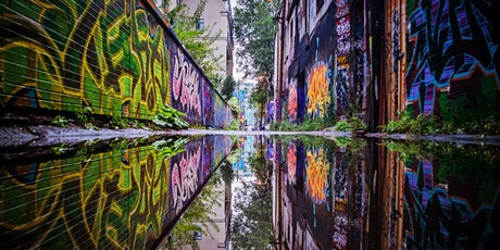 Walking Photography Tour of Kensington Market, Chinatown and Graffiti Ally tickets