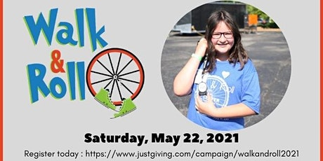 Kids Center for Pediatric Therapies - Walk & Roll 2021 tickets