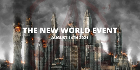 The New World Event tickets