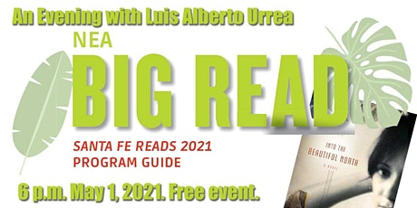 An Evening with Luis Alberto Urrea tickets