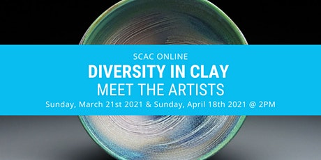 Diversity in Clay: Meet the Artists tickets