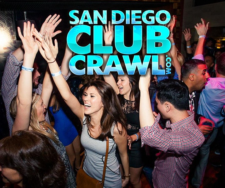 San Diego Club Crawl - Guided Nightlife Party Tour image