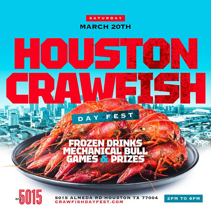 Houston Crawfish Day Fest 2021 image