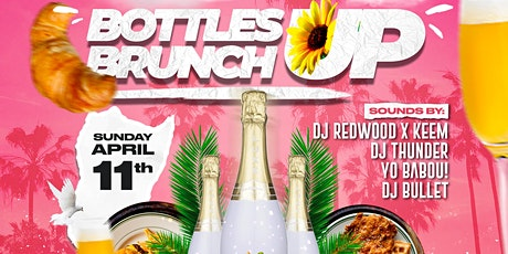 BOTTLES UP BRUNCH tickets