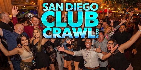 San Diego Club Crawl - Guided Nightlife Party Tour tickets