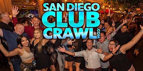 San Diego Club Crawl - Guided Nightlife Party Tour boletos