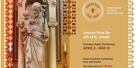 Lessons from the Life of St. Joseph: tickets