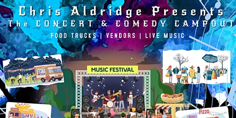The 4/24 Concert, Comedy & Vendor Campout in Tenino tickets
