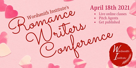 2nd Annual Wordsmith Institute Online Romance Writers Conference tickets