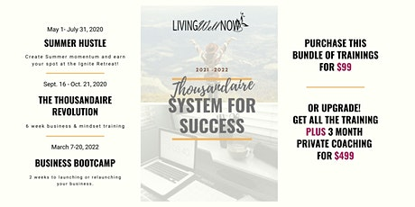 LWN's Thousandaire System for Success - Summer Hustle tickets