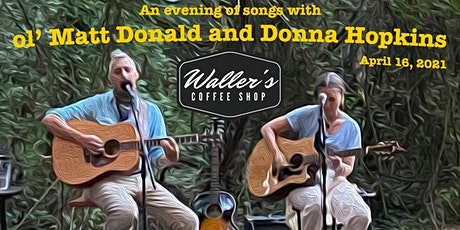 ol' Matt Donald & Donna Hopkins Live in Outer Space tickets