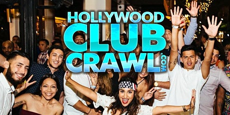 Hollywood Club Crawl - Guided Nightlife Party Tour tickets