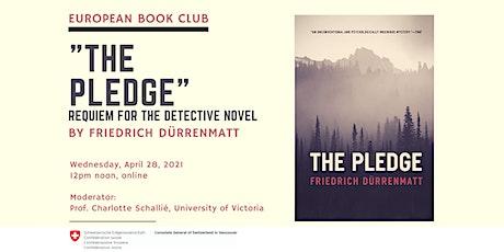 "Book Discussion: ""The Pledge"" by Friedrich Dürrenmatt tickets"