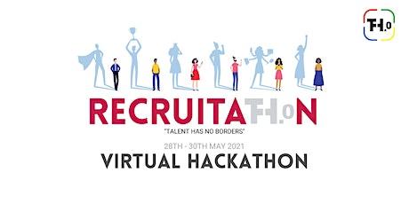 Intern & Graduate RecruitaTH.0n 2021 – Virtual Hackathon tickets