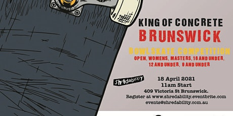 King Of Concrete Brunswick tickets