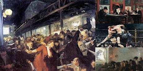 'Art of Real New York: John Sloan and Urban Realism' Webinar tickets