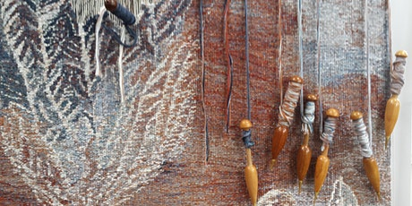 Tapestry Weaving - A Universe beyond the everyday. tickets