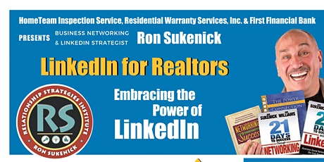 LinkedIn for REALTORS Series ingressos