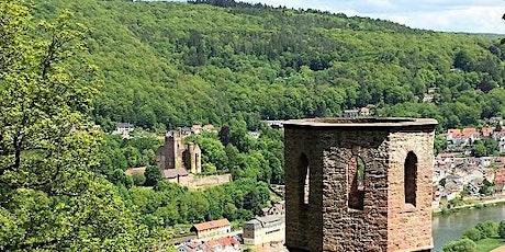 So,25.04.21 Wanderdate Singlewandern Vier Burgen Tour am Neckar für 50+ Tickets