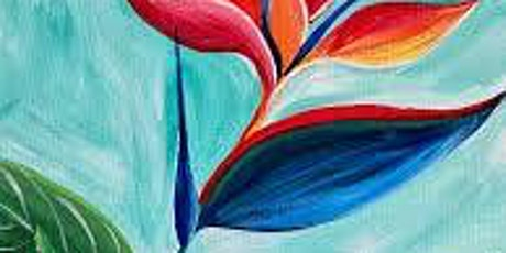 Let's Paint: Bird of Paradise Take & Make tickets