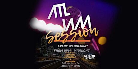 ATL Jam Session tickets