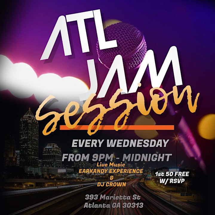 ATL Jam Session image