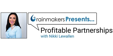 Profitable Partnerships tickets