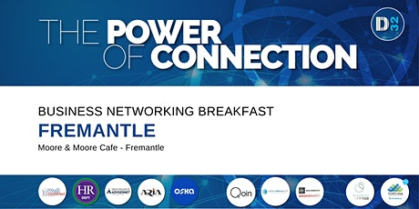 District32 Business Networking Perth – Fremantle - Wed 14th Apr tickets