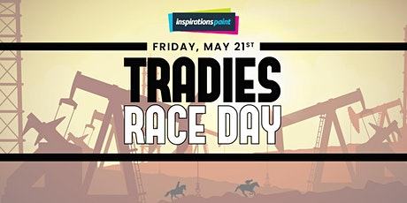 Inspirations Paint Tradies Race Day tickets