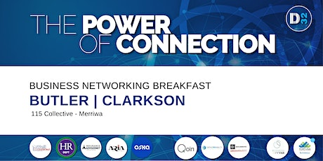 District32 Business Networking Perth – Clarkson / Butler - Fri 16th Apr tickets