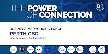 District32 Business Networking – Perth CBD - Fri 16th Apr tickets