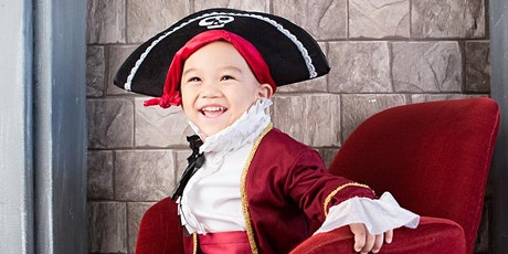 HOW TO... Be A Pirate - School Holidays - Wallsend tickets