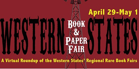 Western States Book & Paper Fair tickets
