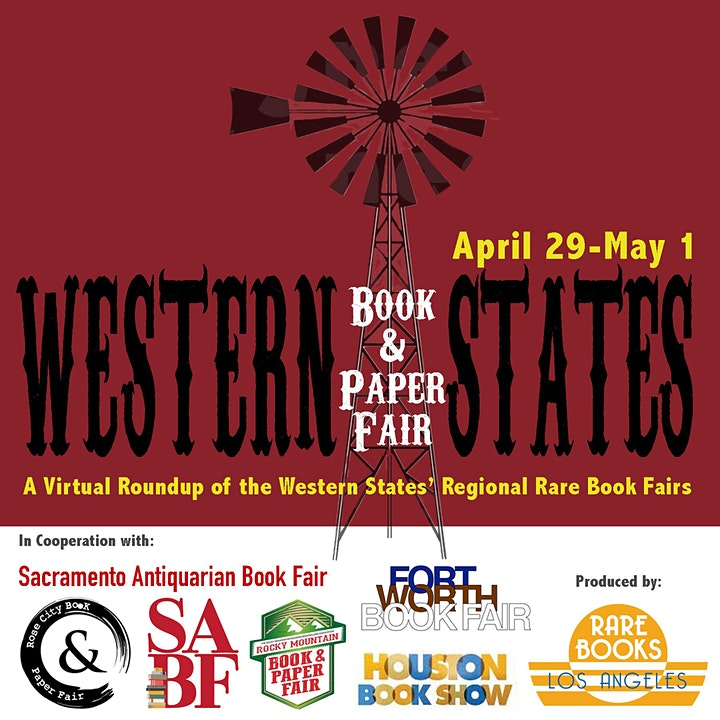 Western States Book & Paper Fair image