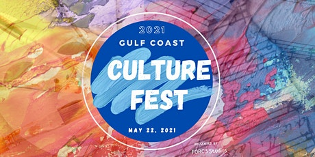 Vendors/ Sponsors for Gulf Coast Culture Fest: May 22, 2021 tickets