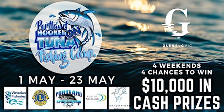 Hooked on Tuna - Fishing Competition 2021 tickets