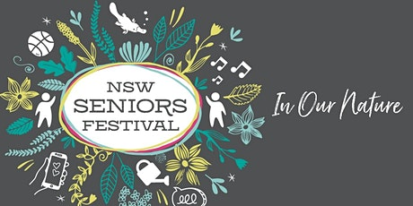 THSC Seniors Festival Bushwalk - Friday 23 April 2021 tickets